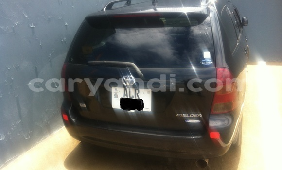 Buy Toyota Corolla Black Car in Chipata in Zambia