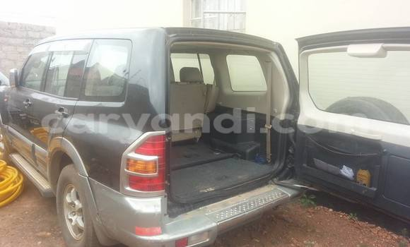 Buy Mitsubishi Pajero Black Car in Chipata in Zambia