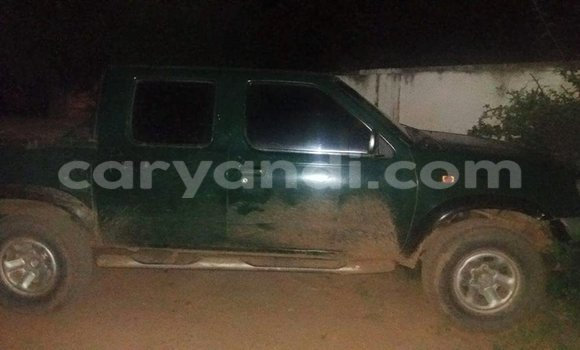 Buy Nissan Hardbody Green Car in Chipata in Zambia