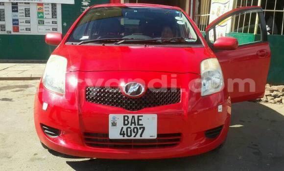 Buy Toyota Vitz Red Car in Chipata in Zambia