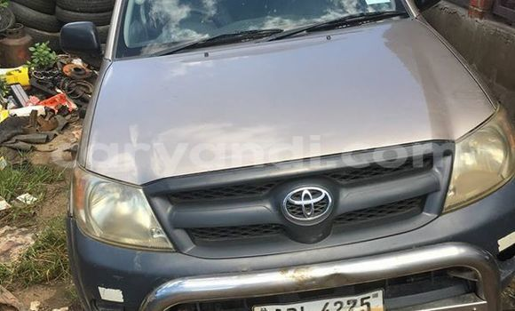 Buy Toyota Hilux Other Car in Chipata in Zambia