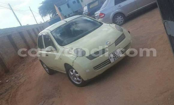 Buy Nissan March Other Car in Chipata in Zambia
