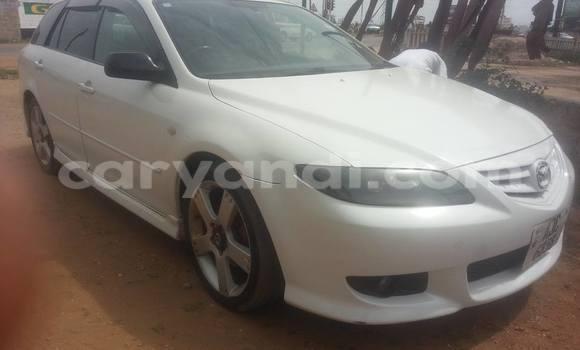 Buy Mazda Atenza White Car in Chingola in Lusaka Lusaka Zambia
