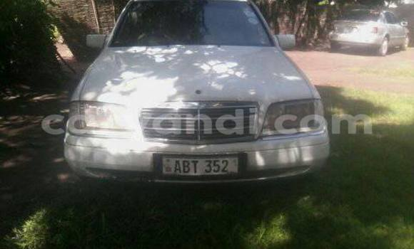 Buy Mercedes-Benz C-Class White Car in Chingola in Lusaka Lusaka Zambia