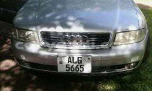 Buy Audi A4 Silver Car in Chingola in Lusaka Lusaka Zambia