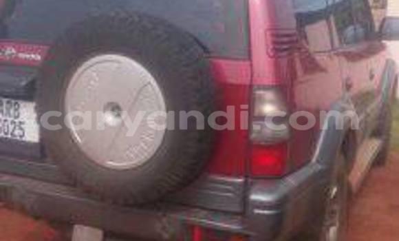 Buy Toyota Land Cruiser Red Car in Chingola in Lusaka Lusaka Zambia