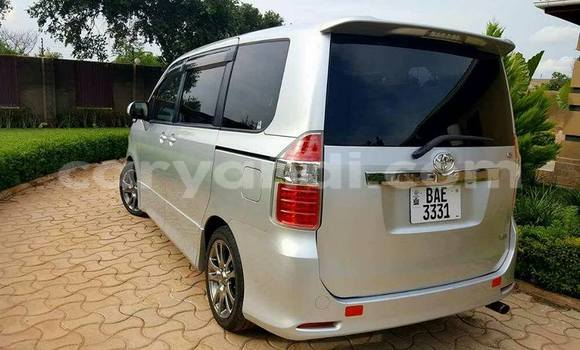 Buy Toyota Noah Silver Car in Chingola in Lusaka Lusaka Zambia