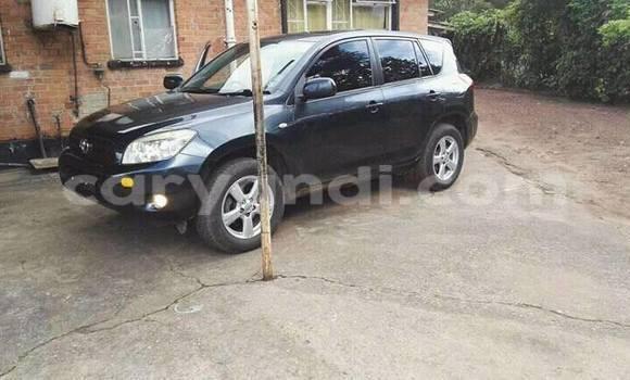 Buy Toyota RAV4 Black Car in Chingola in Lusaka Lusaka Zambia