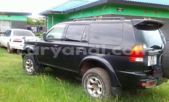 Buy Mitsubishi Challenger Black Car in Chipata in Zambia