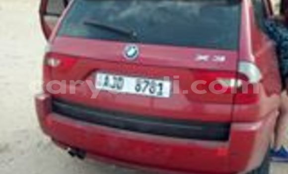 Buy BMW X3 Red Car in Chipata in Zambia