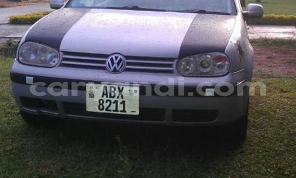 Buy Volkswagen Golf Silver Car in Chingola in Lusaka Lusaka Zambia