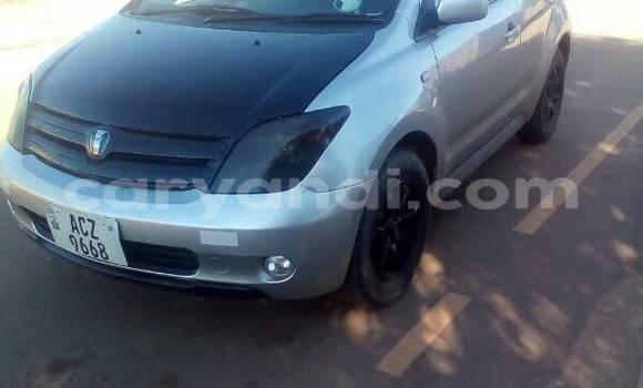 Buy Toyota IST Silver Car in Chingola in Lusaka Lusaka Zambia