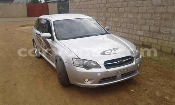 Buy Subaru Legacy Silver Car in Chingola in Lusaka Lusaka Zambia