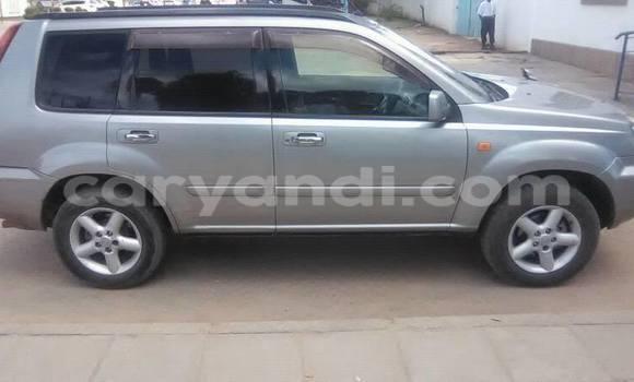 Buy Nissan X-Trail Silver Car in Chingola in Lusaka Lusaka Zambia