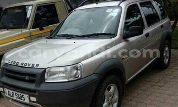 Buy Land Rover Freelander Silver Car in Chipata in Zambia