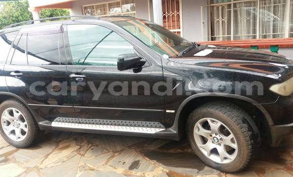 Buy BMW X5 Black Car in Chipata in Zambia