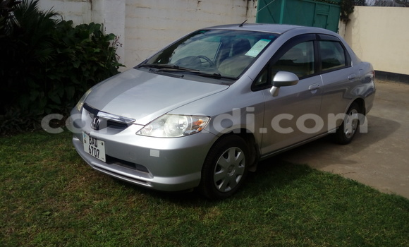 Buy Honda Fit Silver Car in Chingola in Zambia