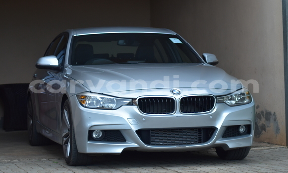 Buy BMW 3-Series Silver Car in Chingola in Zambia