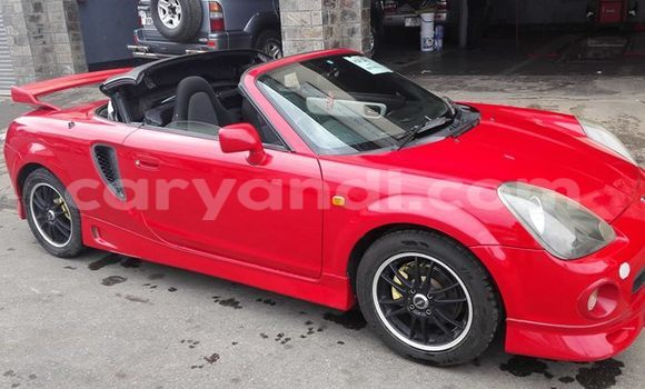Buy Toyota MR-S Red Car in Chingola in Zambia
