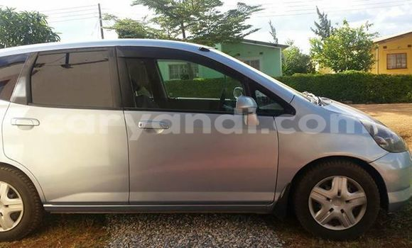 Buy Honda Fit Silver Car in Chipata in Zambia