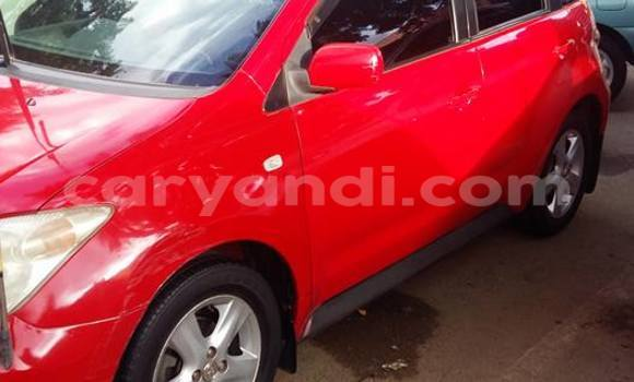 Buy Toyota IST Red Car in Chipata in Zambia