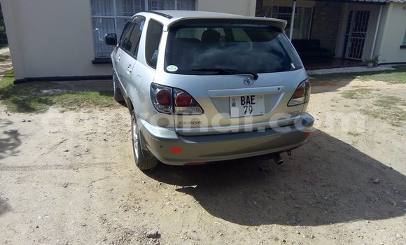 Buy Toyota IST Silver Car in Chipata in Zambia