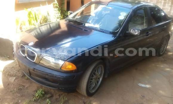 Buy BMW 3-Series Black Car in Chipata in Zambia