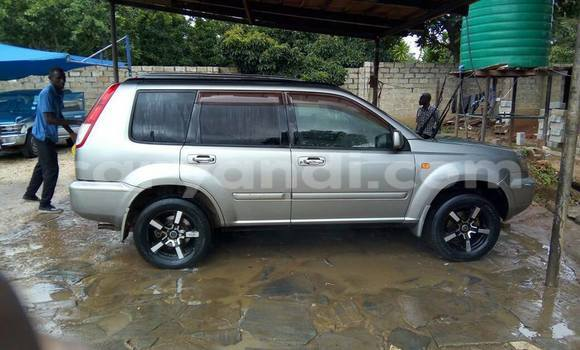 Buy Nissan X-Trail Silver Car in Chipata in Zambia