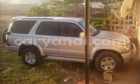 Buy Toyota Surf Silver Car in Chipata in Zambia