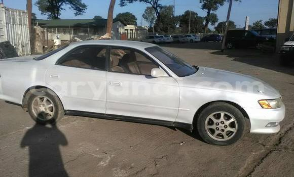 Buy Toyota MR2 White Car in Chipata in Zambia
