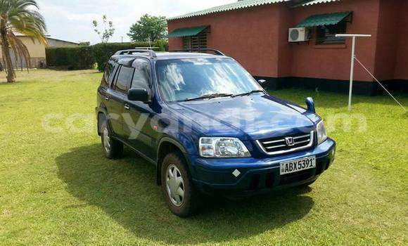 Buy Honda CR-V Blue Car in Chipata in Zambia