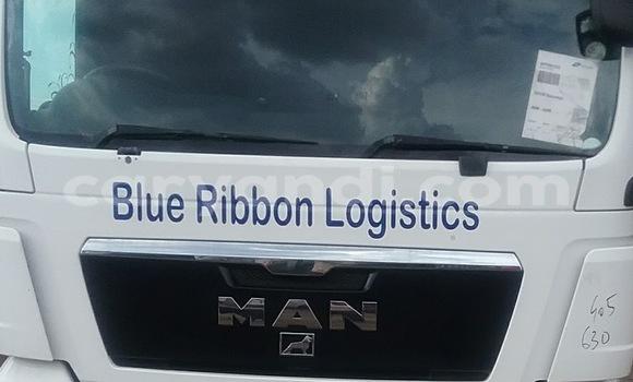 Buy Man TGX White Truck in Lusaka in Zambia