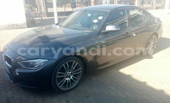 Buy BMW 3-Series Black Car in Lusaka in Zambia
