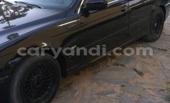 Buy BMW 5-Series Black Car in Lusaka in Zambia