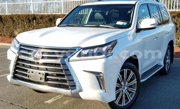 Buy Lexus LX White Car in Lusaka in Zambia