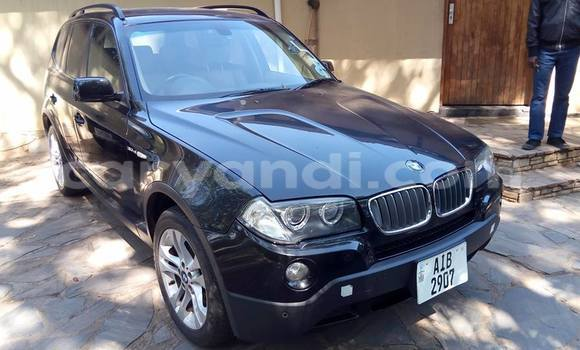 Buy BMW X3 Black Car in Lusaka in Zambia