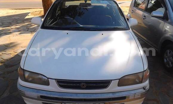 Buy Toyota Corolla White Car in Lusaka in Zambia