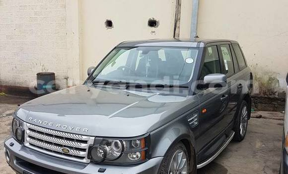 Buy Land Rover Range Rover Silver Car in Lusaka in Zambia