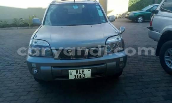 Buy Nissan X-Trail Silver Car in Lusaka in Zambia