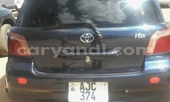 Buy Toyota Vitz Black Car in Lusaka in Zambia