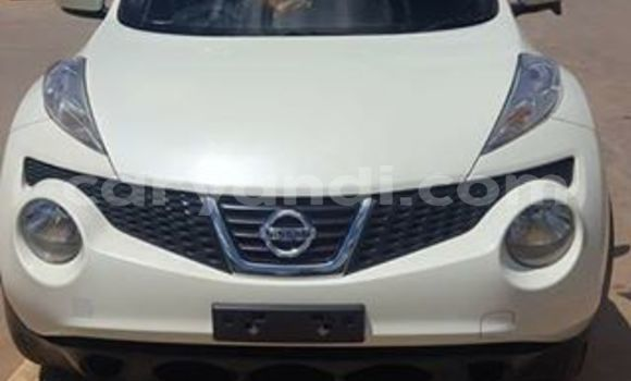 Buy Nissan Juke White Car in Lusaka in Zambia