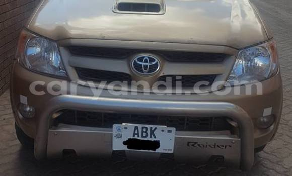 Buy Toyota Hilux Other Car in Lusaka in Zambia
