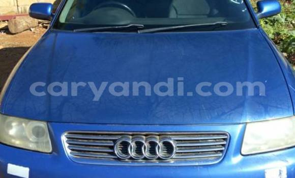 Buy Audi A3 Blue Car in Lusaka in Zambia