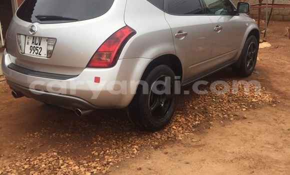 Buy Nissan Murano Silver Car in Lusaka in Zambia