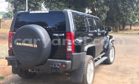 Buy Hummer H3 Black Car in Lusaka in Zambia