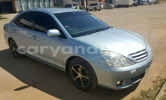Buy Toyota Allion Silver Car in Lusaka in Zambia