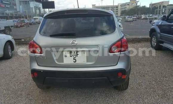 Buy Nissan Qashqai Silver Car in Lusaka in Zambia