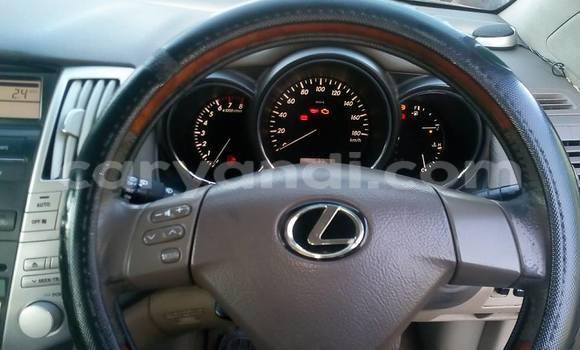 Buy Lexus RX 300 Black Car in Lusaka in Zambia