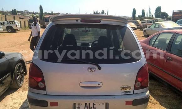 Buy Toyota Spacio Silver Car in Lusaka in Zambia