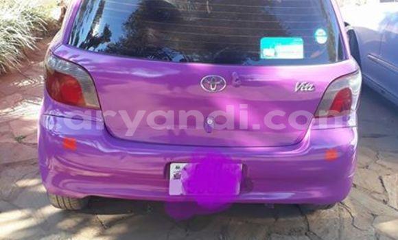Buy Toyota Vitz Other Car in Lusaka in Zambia